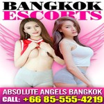 Bangkok Escorts by Absolute Angels Bangkok
