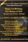 CELEBRATE The House of NYX 1st BIRTHDAY